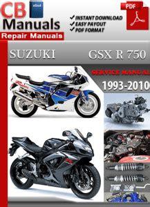 free online car repair manuals download 1993 suzuki swift parking system suzuki gsx r 750 1993 service manual free download service repair manuals
