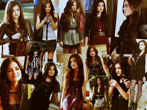 Pll Wardrobe by That Pretty Liars Style File