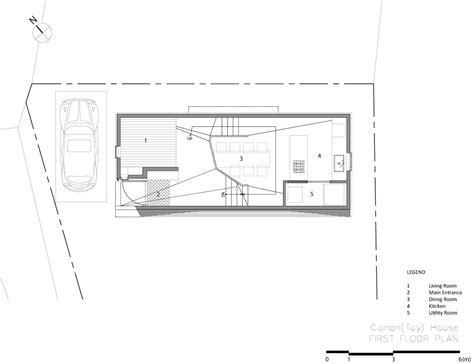 conan patenaude one storey house plan conan house a toy building with slide by moon hoon