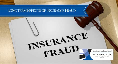 Long Term Effects of Insurance Fraud   Otterstedt