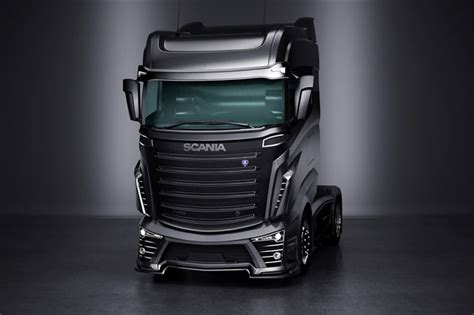 scania truck what could be the scania trucks of near future future