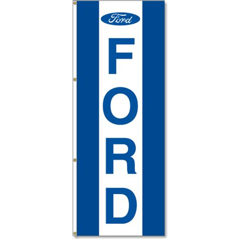 ford logo for sale buy 3x8 ft vertical ford logo flag 3 x8 vertical logo