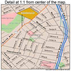 bridgeport connecticut map 0908000