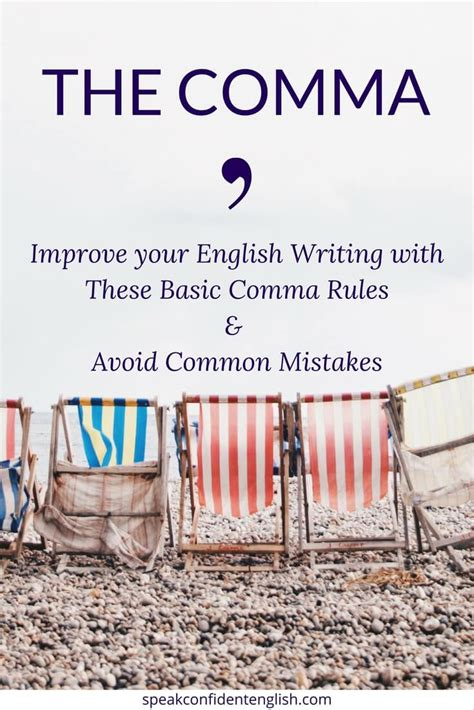 punctuate me using commas worksheets language and school