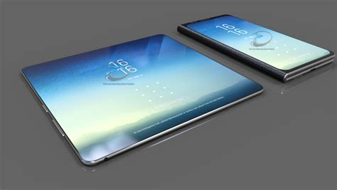 samsung galaxy x introduction most updated realistic design fordable smartphone is finally