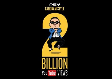 psy hits his next view count milestones for daddy and psy gangnam style hits 2 billion video views on youtube