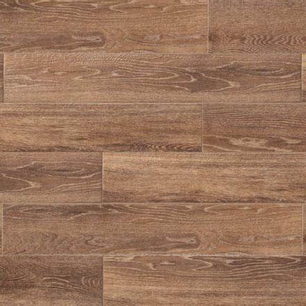 "Ragno Cambridge Brown Oak 6"" Tile Flooring"