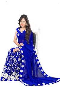 Bed Duvet Covers Buy Bollywood Maduri Dixit Blue Saree Online