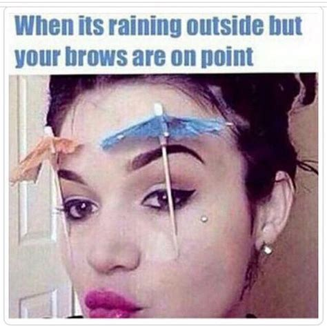 Bad Eyebrows Meme - best 25 funny eyebrows ideas on pinterest