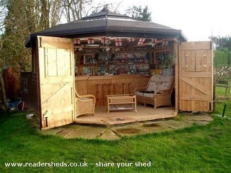 Building A Bar In A Shed by Move Caves There S A New Trend On The Rise Bar Sheds