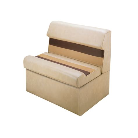 Cover Sofas Direct by Wise Pontoon Seats Benches Gt Deluxe 28 Oz Vinyl Gt Bench