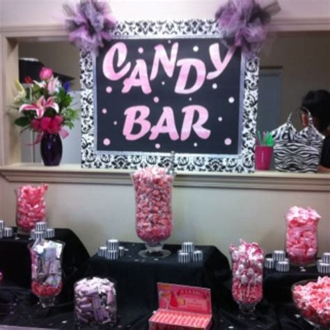 bar ideas for baby shower the quot bar quot at my baby shower ideas