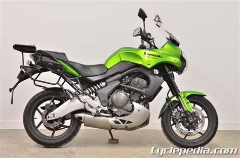 Kawasaki Motorcycle Service by Cyclepedia Kawasaki Kle650 Versys Motorcycle