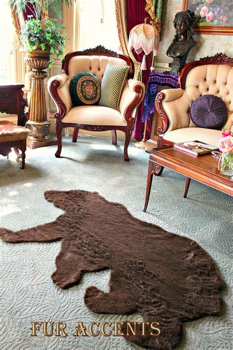 grizzly skin rug 17 best ideas about skin rug on rug