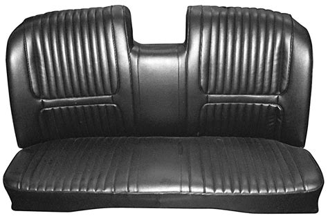 distinctive industries seat upholstery 1967 buick riviera