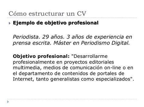 Modelo Curriculum Vitae Objetivo Profesional Modelo De Curriculum Vitae Objetivo Laboral Modelo De Curriculum Vitae