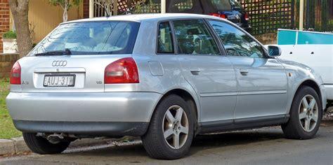 Audi A3 Hatchback 2000 by File 1999 2000 Audi A3 8l 1 8 5 Door Hatchback 01 Jpg