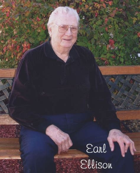 obituary for earl ellison services