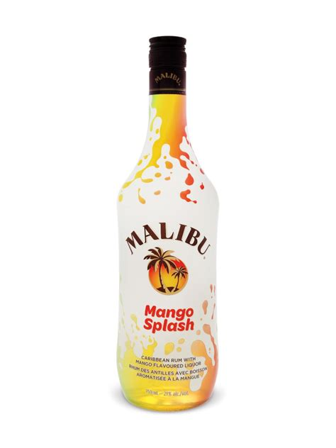content in malibu rum malibu mango rum liqueur lcbo