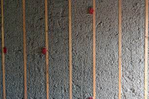 spray cellulose insulation logan insulating service