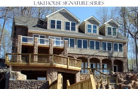 build a house program lake signature build program home lakehouse building design portfolio