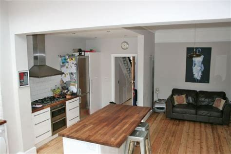 large open plan kitchen family room with plenty of light large open plan kitchen family room with plenty of light