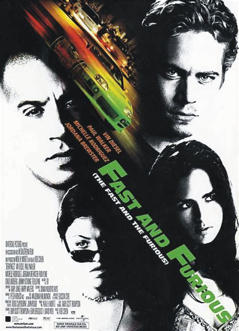 films zoals fast and furious fast and furious film 2001 senscritique