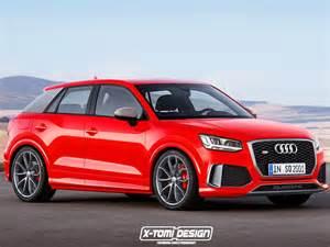 Audi Q2 Technische Daten by Audi Sq2 2018 Neue Fotos Update Autozeitung De