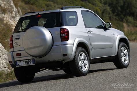 3 Door Rav4 Automatic by Toyota Rav4 3 Doors Specs 2003 2004 2005 2006