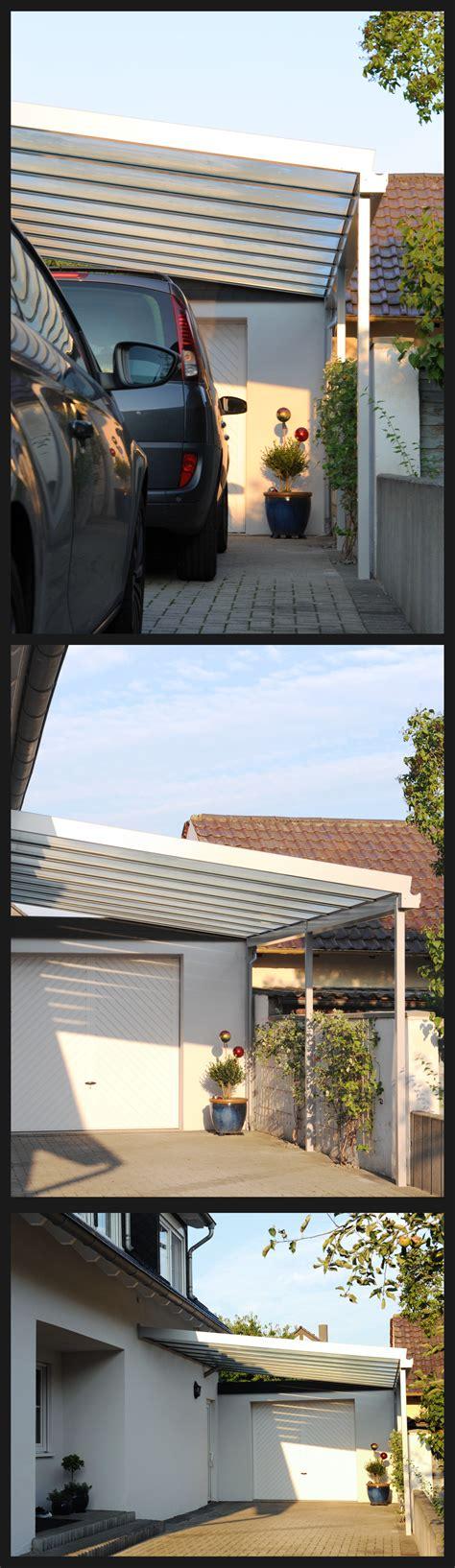 Glasdach Preise by Terrassend 228 Cher Preise Carport Aus Aluminium Mit