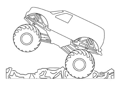 grave digger truck coloring pages grave digger truck coloring pages az coloring pages