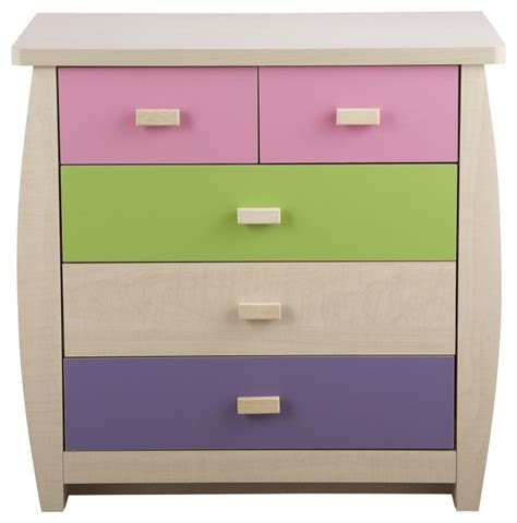 Chest Drawers Sydney by Gfw Sydney 3 2 Chest Of Drawers Pink And Lilac By Gfw