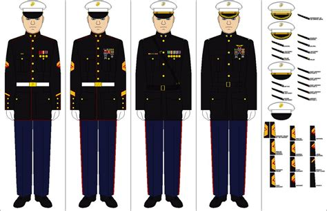 blue uniform marine corps dress blues uniform regulations videos