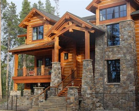 this beautiful yet rustic freestanding post and beam timber frame entrance home design ideas pictures remodel