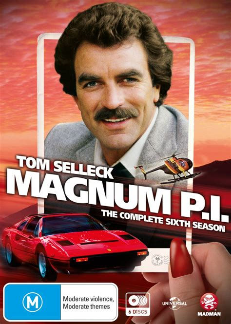 magnum pi house address magnum pi season 6 dvd dvdland