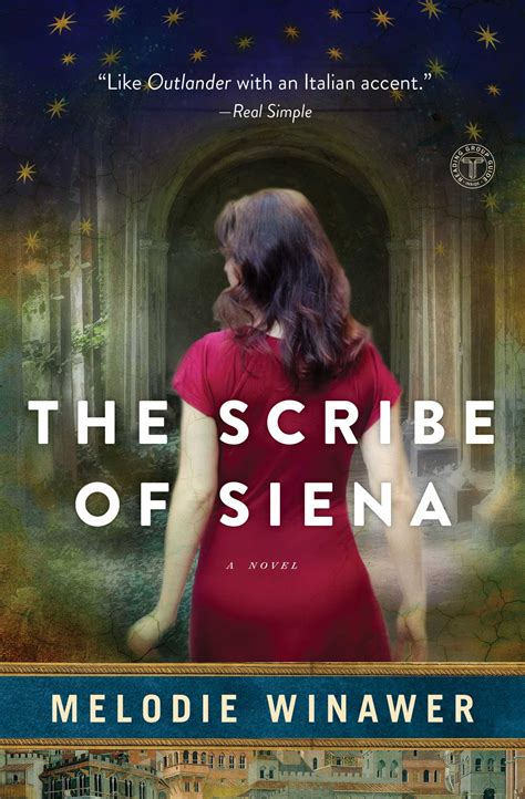 The Scribe the scribe of siena ebook by melodie winawer official