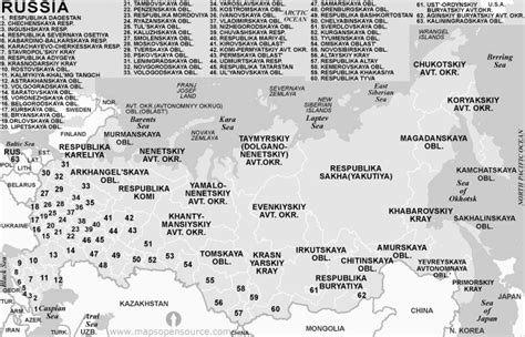 russia map black and white russia political map black and white images frompo
