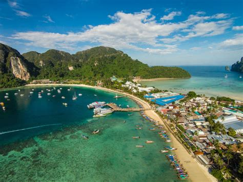 koh phi phi tips to traveling in koh phi phi thailand uneven