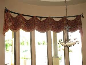 Bow Window Treatment Bow Window Treatments Submited Images