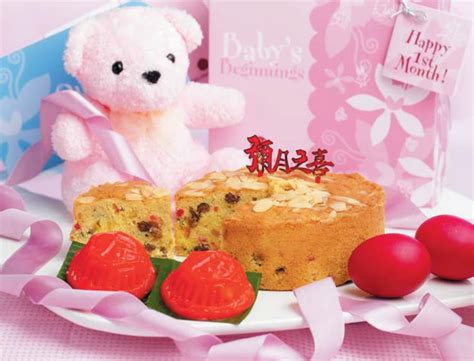 Souvenir Baby One Month Celebration Manye baby one month celebration gifts singapore style by modernstork