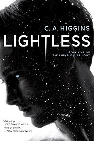 Supernova The Lightless Trilogy cafe reviews of and science fiction books