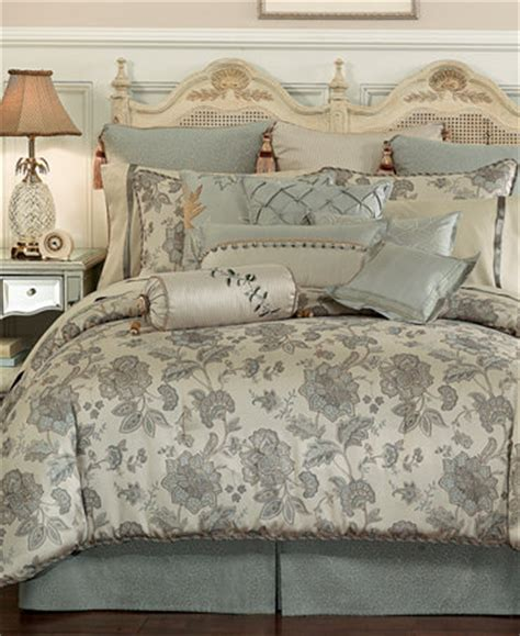 waterford bedding collections closeout waterford bedding kelly collection bedding collections bed bath macy s