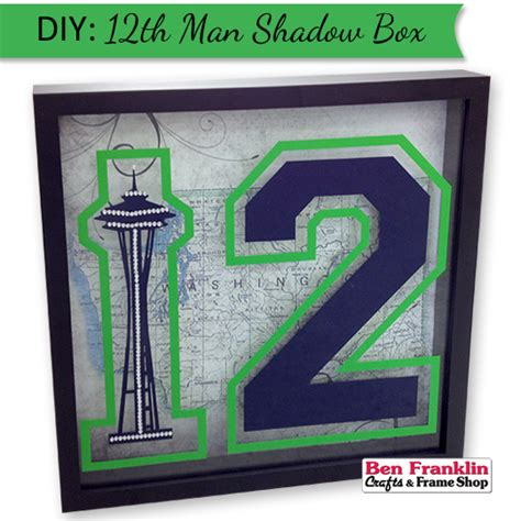seattle vinyl map ben franklin crafts and frame shop diy space needle 12th
