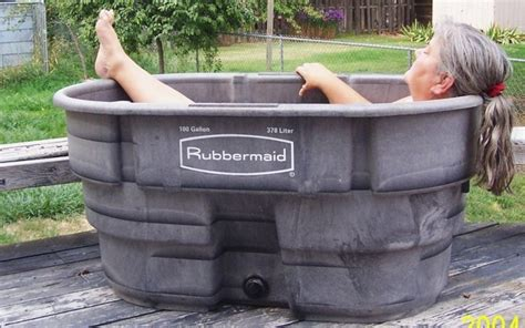 Build Your Own Soaking Tub 594 best images about outdoor showers tubs loos on