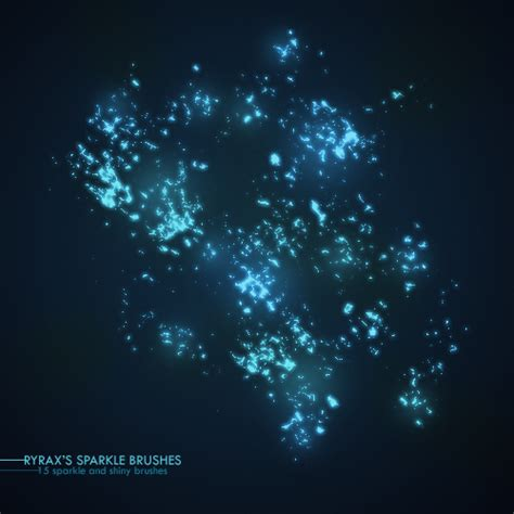 ryrax s sparkle shiny brushes by ryrax on deviantart