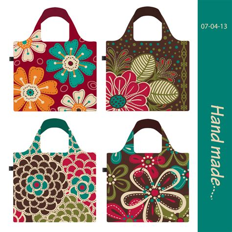 Handmade Shopping - made shopping bag r evolution loqi store gmbh