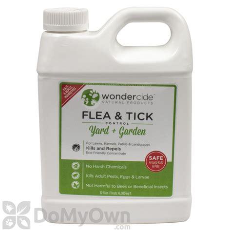 flea control backyard flea tick control yard garden insecticide