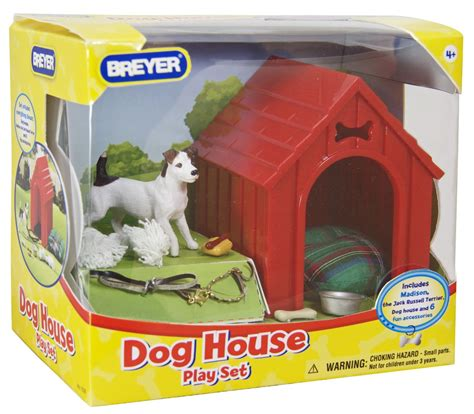 toy dog houses breyer traditional dog house play set horse toys lifesahoof com