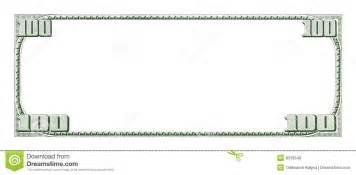 money design template doc 1370570 money note template realistic five dollar