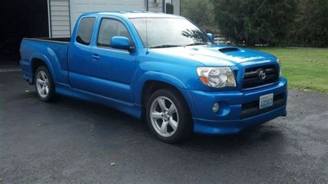 2005 Toyota Tacoma Extended Cab For Sale Buy Used 2005 Toyota Tacoma X Runner Extended Cab 3